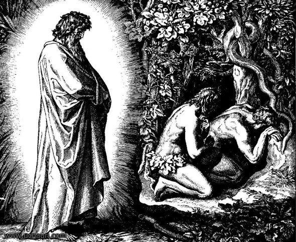 აკრძალვა, რომელიც არ ისმინეს ადამმა და ევამ