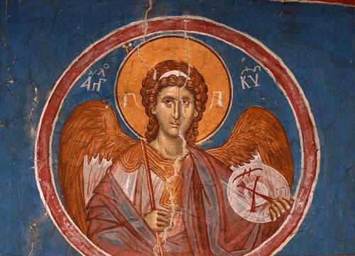 აკურთხებს უფლის ანგელოზი