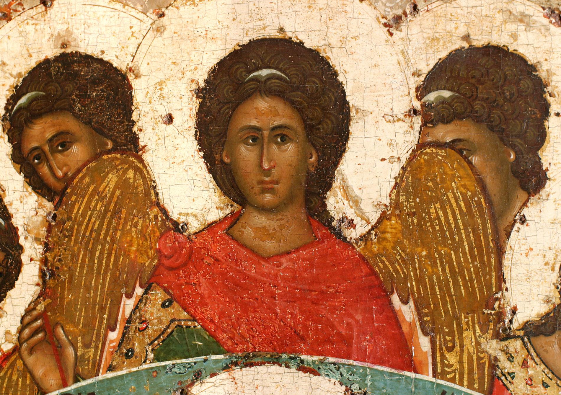 ანგელოზები არ ქორწინდებიან, არიან უსქესონი