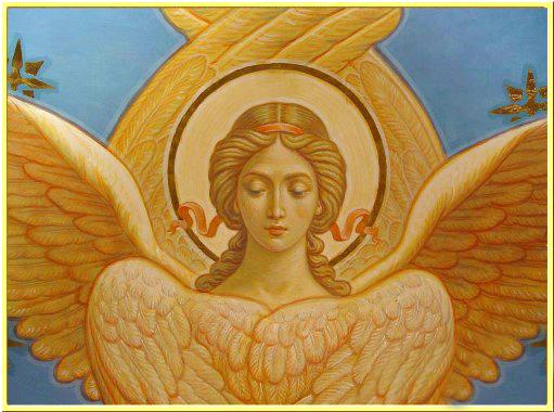 ანგელოზებს აქვთ სახე