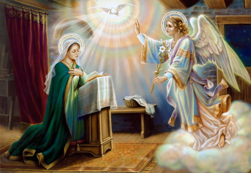 ანგელოზმა დაარქვა სახელი იესოს