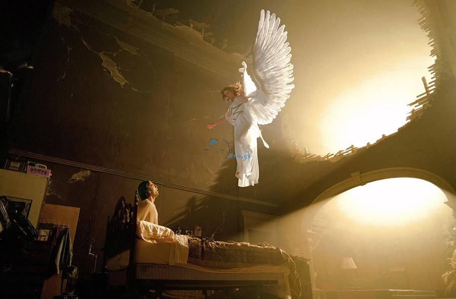 ანგელოზთა მეშვეობით ღმერთი ელაპარაკება კაცს