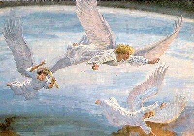 არ იციან ანგელოზებმა... სურთ წვდომა