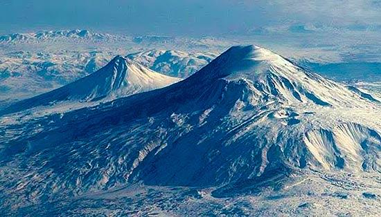 არარატის მთები და ქვეყანა ბიბლიაში