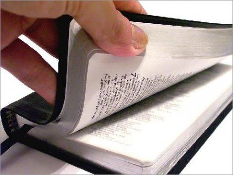 ბიბლია ყველასთვის ხელმისაწვდომი და გასაგებია