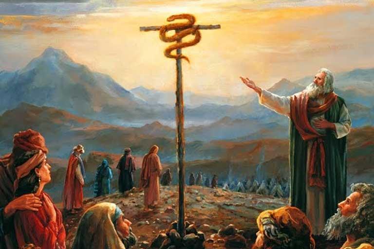 ბიბლიის ყოველ ფურცელს მივყავართ იესო ქრისტესთან