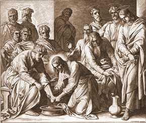 ჩვენი მსახური - იესო ქრისტე