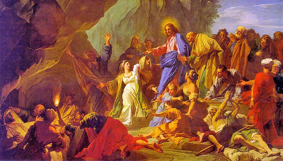ეკლესიის ვალია სულიერი ხედვა მისცეს ხალხს