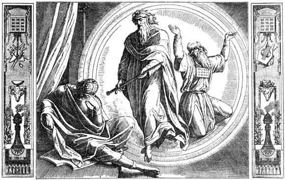 ღმერთი მართლის აღმდგენელი, ამმაღლებელი, გადამრჩენელი