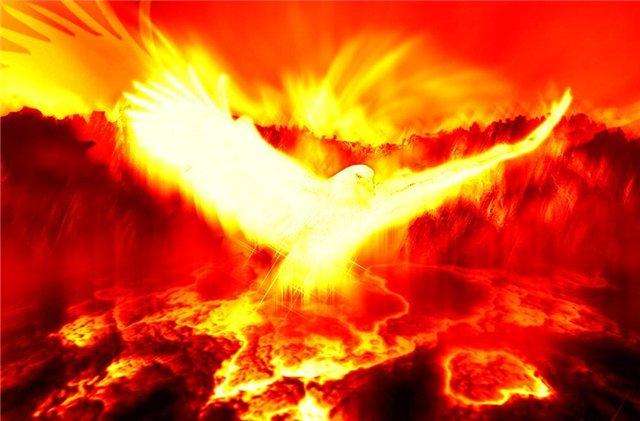 ღმერთი შთანმთქმელი ცეცხლია