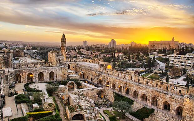 ღმერთმა დაუდო აღთქმა ისრაელს