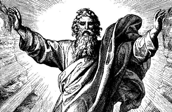 ღმერთმა ყოველივე კეთილი შექმნა