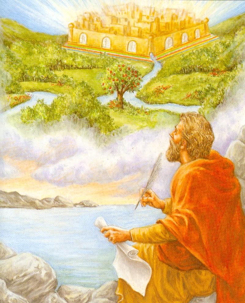 ღვთის სასუფეველი ხილვადია სულით ხელახლა შობილთათვის