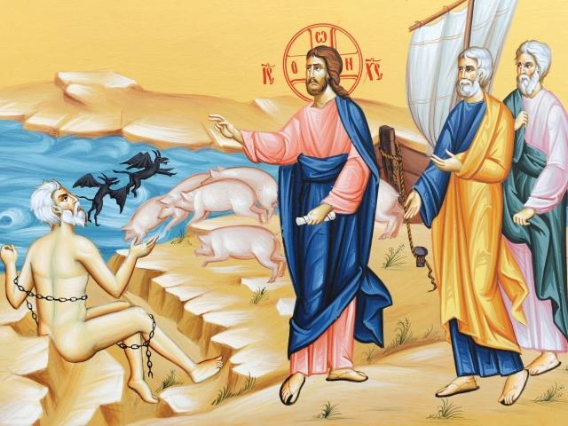 ქრისტე იცნეს ეშმაკებმა