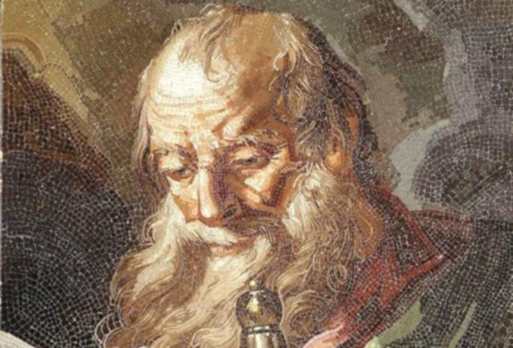 ქრისტეს მიმღებნი იხსენებენ თავის უწინდელ უღმრთოებას სინანულით