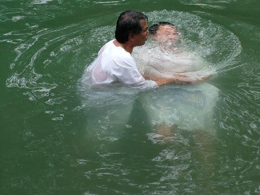 ქრისტეს სიკვდილში ნათლობა