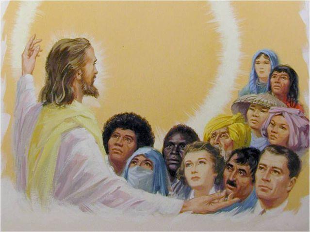 მართალნი იხილავენ ღვთის სახეს