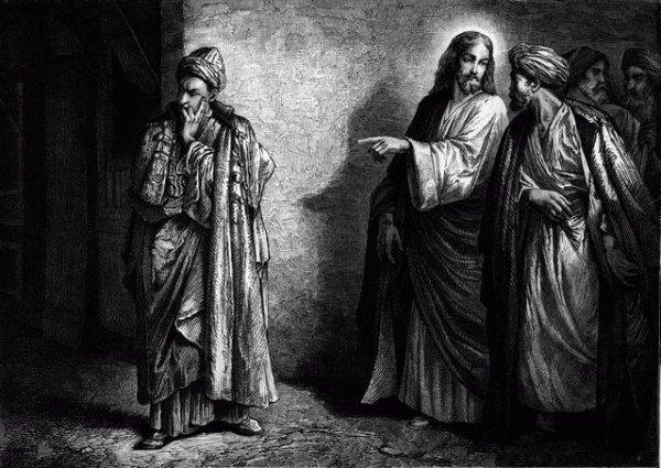 მდიდრებს უჭირთ სიმდიდრის დათმობა ქრისტეს გულისთვის