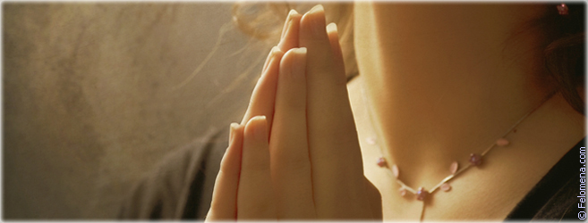მეუღლეთა ლოცვა ერთმანეთისთვის