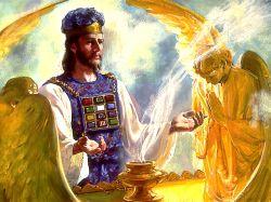 მღვდელმთავარი - იესო ქრისტე