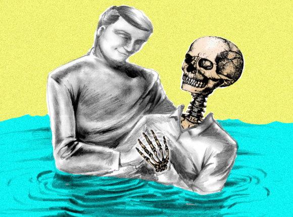 მკვდართათვის ნათელღებულნი