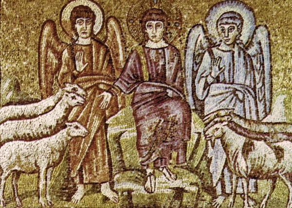 მომკელი ანგელოზები ქვეყნის დასასრულს მართალთაგან განაშორებენ უკეთურთ