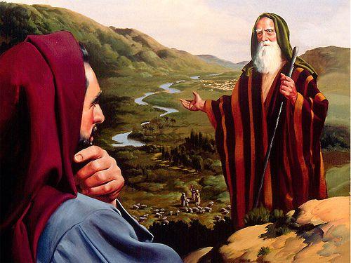 მონათესავე სულთა მშვიდობიანი განცალკევება