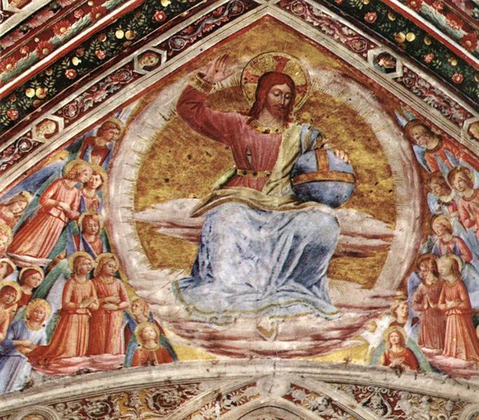 მსაჯული - იესო ქრისტე