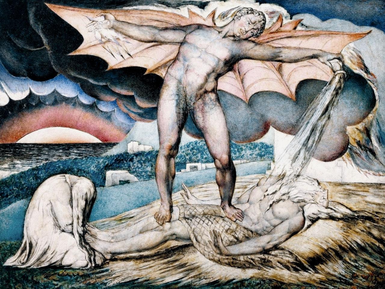 მთავარი ამ ქვეყნისა, ეშმაკთა, ჰაერის ძალთა - სატანა