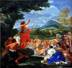 ნათლისღებამდე ხდება ცოდვების მონანიება