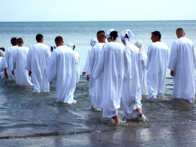 ნათლისღების განმეორება თუ შეიძლება?