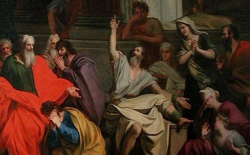 პირველი საუკუნის წმიდანები