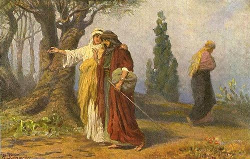პროზელიტები, ღვთის ხალხს გაყოლილი წარმართები