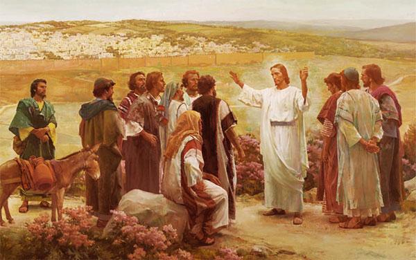 ყოველივეს დათმობა რწმენით