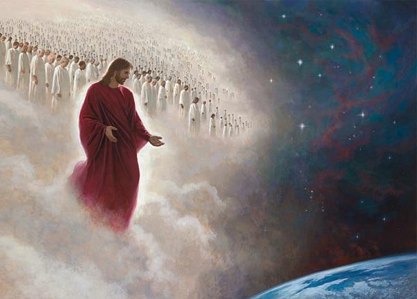 ყველა იხილავს უფალს