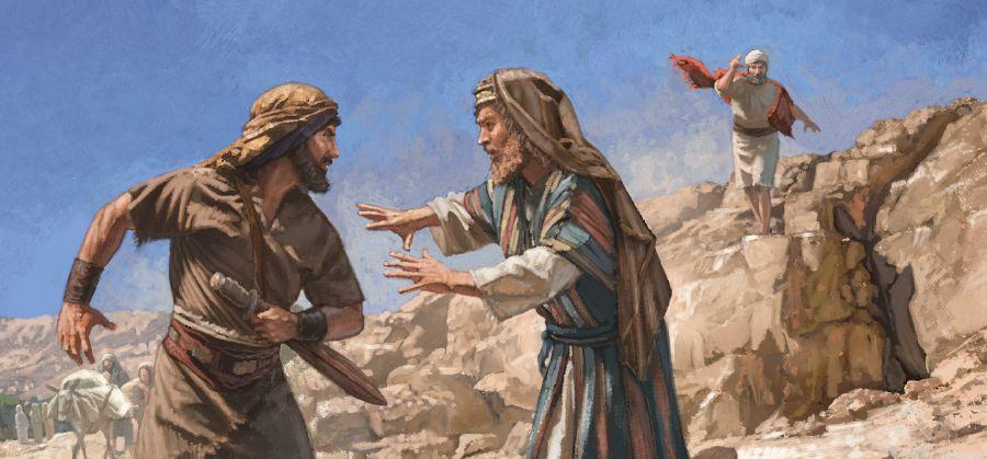 შეურაცხყოფა დაითმინეთ – ღმერთს აცალეთ