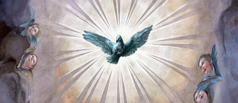 სული წმიდის მიღება ნაწინასწარმეტყველებია