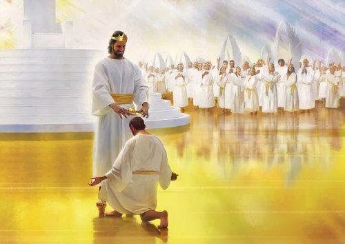 სულით ღარიბნი დაიმკვიდრებენ ცათა სასუფეველს