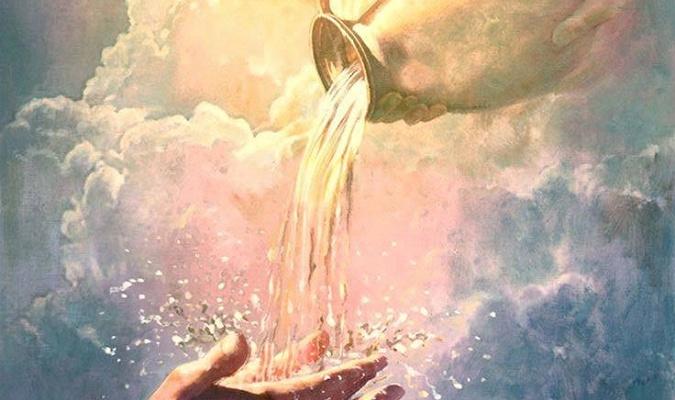სულით ვიღებთ ღმერთს, შინაგანი და არა გარეგნული კაცის ცვლით