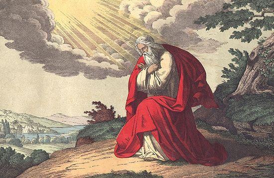 წინასწარმეტყველება სამივე დროს შეეხება
