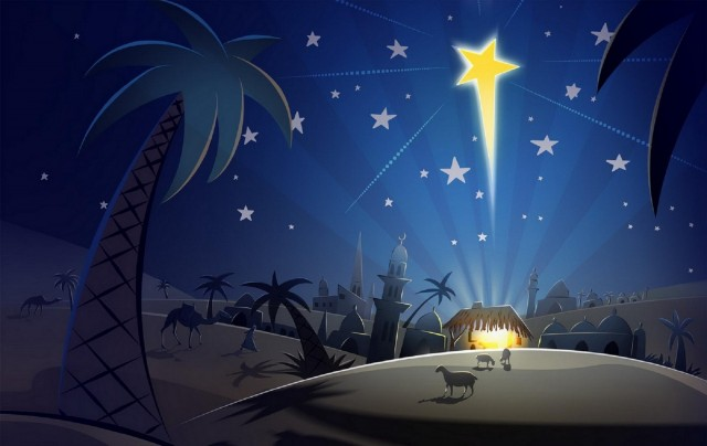 ვარსკვლავი - იესო ქრისტე